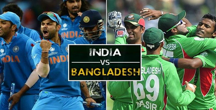 India vs bangladesh warm up 2019
