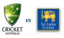 Australia vs srilanka warm up 2019 match