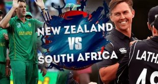new zealand vs south africa world cup 2019 match live