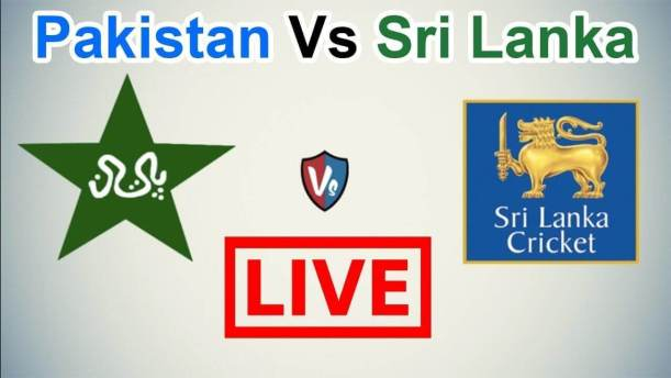 Pakistan vs Sri Lanka live streaming