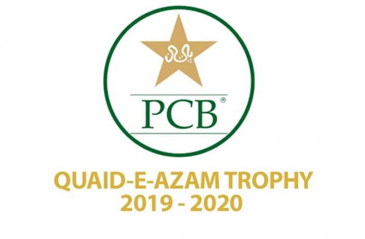 Quaid e Azam Trophy schedule 2019-20